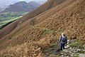 Descent from Stone Arthur - geograph.org.uk - 1550908.jpg