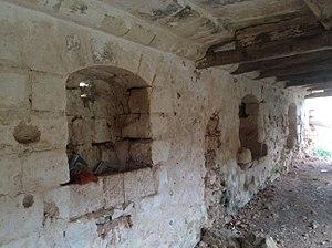 Manger - Image: Devil's Farmhouse, Mellieha
