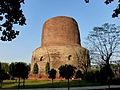 Dhamekh Stupa Sarnath India - panoramio.jpg