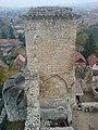 Diósgyőri vár - XIV. sz. - észak-keleti torony - panoramio.jpg