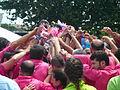 Diada castellera festes de primavera 2014 a Sant Feliu de Llobregat P1480222.jpg