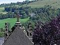 Dienne , Marquée par le volcanisme, au pied du Puy-Mary et au cœur du parc des volcans d'Auvergne, dans le département du Cantal. - panoramio (7).jpg
