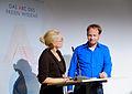 Diese Aufnahmen entstanden im Rahmen des 5. Wikimedia-Salon - Das ABC des Freien Wissens zum Thema Erinnerung am 27. Novemeber 2014 bei Wikimedia Deutschland. 03.JPG