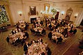 Dinner for Prince Charles and Princess Diana of United Kingdom in The State Dining Room.jpg