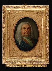 Portret van Jacob Versijden van Varick Jzn