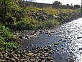 Dipple Burn enters River Garnock - geograph.org.uk - 607549.jpg