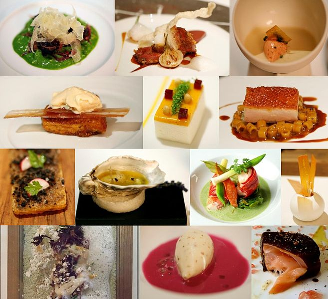 File:Dishes made by Michelin star restaurants.jpg