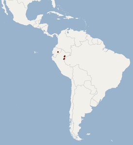 Distribution of Amphinectomys savamis.PNG