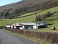 Dol-gamlyn Farm, Rheidol Valley - geograph.org.uk - 121992.jpg