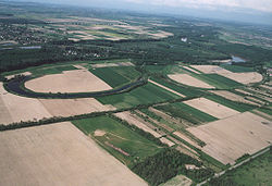 Aerial photo: Dombrád - Nature