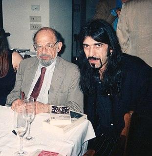Dome La Muerte Italian musician (born 1958)