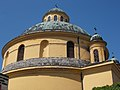 Dome of the Saint Anna church (NE) in Esztergom.jpg