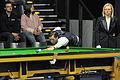 Dominic Dale and Maike Kesseler at Snooker German Masters (DerHexer) 2013-01-30 01.jpg