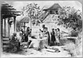 Dominican Republic, 1871)- Group of natives around a well in Samana City LCCN2003655457.jpg