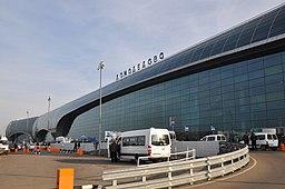 Aeropuerto de Domodédovo