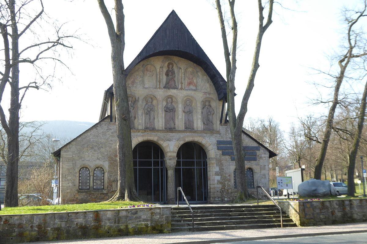Goslar Cathedral Wikipedia