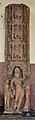 Door Jamb - Medieval Period - ACCN 14-4-65 - Government Museum - Mathura 2013-02-23 5010.JPG