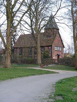 Dorfkirche Cambs 20090410.JPG