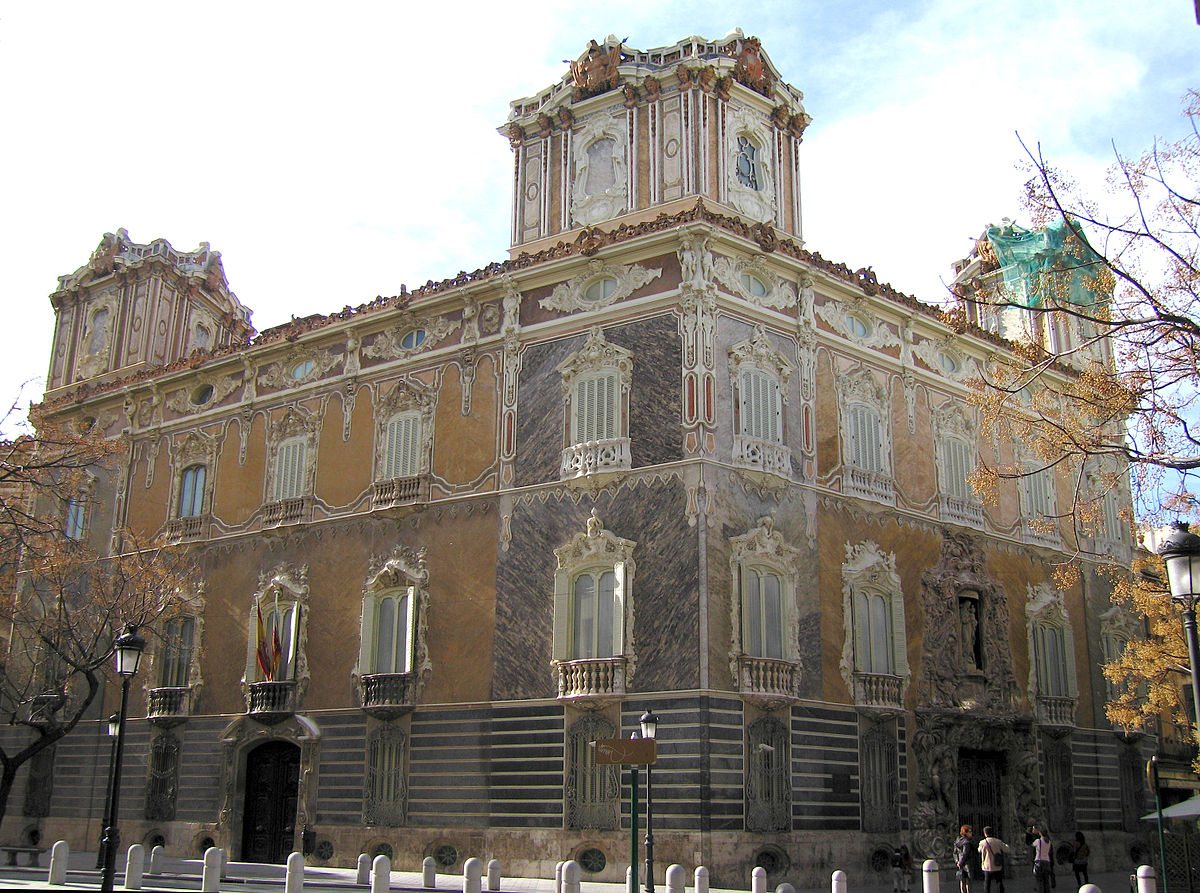 Palacio del Marqués de Dos Aguas - Wikipedia, la enciclopedia libre