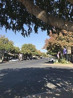 Kingsburg, California City in California, United States
