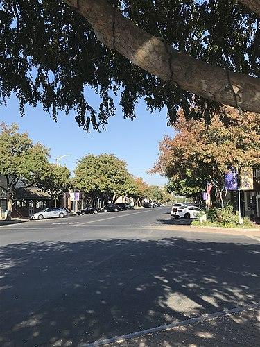 Kingsburg mailbbox
