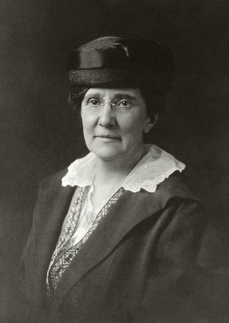 Photograph of Caroline E. Spencer
