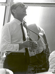 Dr. George Mueller Follows the Progress of the Apollo 11 Mission - GPN-2002-000011.jpg