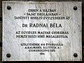 Dr Radnai Béla emléktábla.jpg