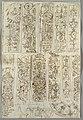 Drawing, Decorative Studies of Candelabra; Verso- Masculine Heads, 1817 (CH 18115783).jpg