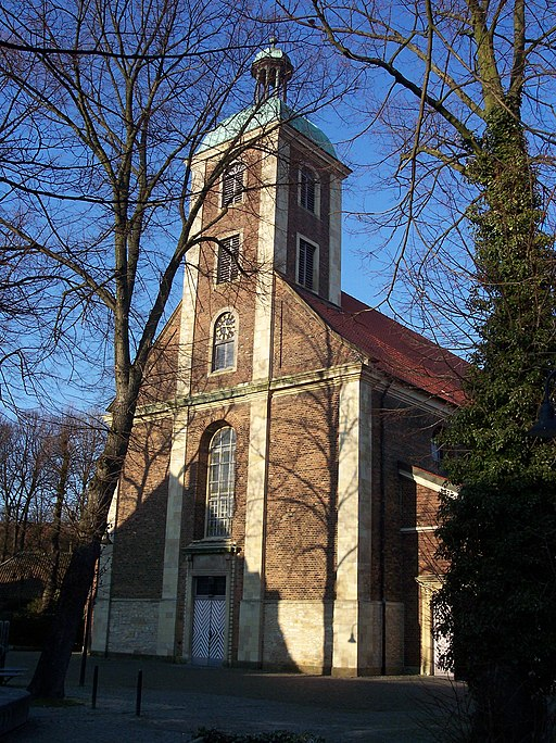Drensteinfurt Pfarrkirche St Regina