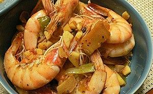 醉蝦 -- Zui Xia -- Drunken Shrimp