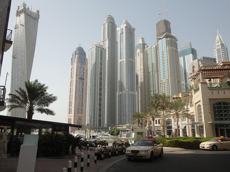 Dubai%27s Internet City.JPG