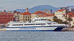 Dubravka (ship, 1990) IMO 9034200, Split, 2013-03-17.jpg