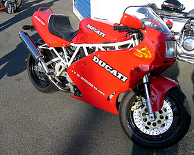Image illustrative de l'article Ducati 900 Supersport