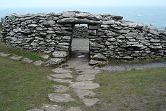 Dunbeg Fort - Dingle Peninsula - Co. Kerry - Ireland.JPG