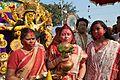 Durga Idol Immersion Procession - Baja Kadamtala Ghat - Kolkata 2012-10-24 1461.JPG