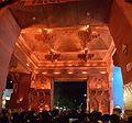 Durga Puja Pandal Porch - Singhi Park - Dover Lane - Kolkata 2013-10-11 3412-3413.JPG