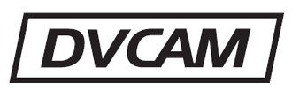 DVCAM compatibility mark Dvcam mark.png