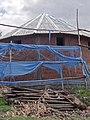 Dwelling with Netting - Lalibela - Ethiopia (8725991894).jpg