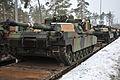 EAS M1A2s arrive in Grafenwoehr (12234467133).jpg