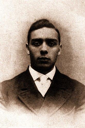 Edwin Henderson - Henderson in 1912