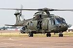 EGVA - AgustaWestland Merlin HC3 - Royal Air Force - ZJ130 O (43240420344).jpg