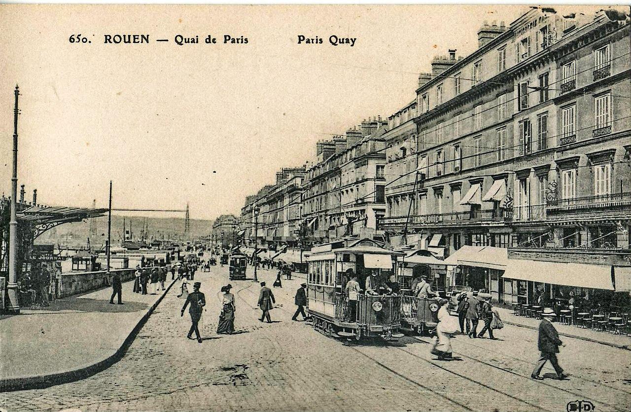 Vieilles Photos Du Centre Ville De Verdun