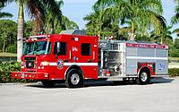 Fort Lauderdale Fire Rescue Department