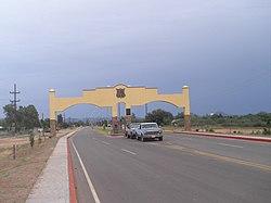 ENTRADA PRINCIPAL A CARBO - panoramio.jpg