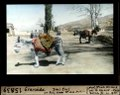 ETH-BIB-Granáda, zwei Esel am Platz hinter Place de la Justica-Dia 247-15839.tif