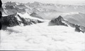 ETH-BIB-Monte Leone, Wasenhorn, Zermatterberge, Mischabelgruppe, Weisshorn v. N. O. aus 4000 m-Inlandflüge-LBS MH01-005659.tif