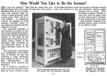 how was food kept fresh before fridges and freezers were available