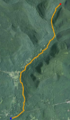 East Branch Fishing Creek satellite map.PNG