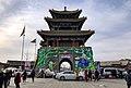 East façade of Yuhuang Pavilion, Yongning (20190207140108).jpg